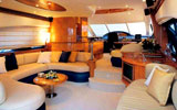 Location yacht azimut