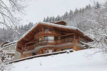 Chalet Courchevel - Megève