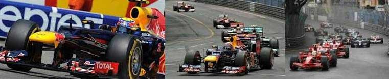 Grand prix de formule 1 a Monaco