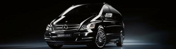 Minivan Viano Mercedes