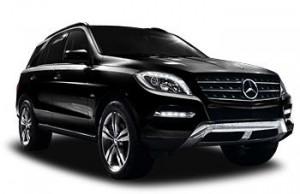 Mercedes-ML oyal Road Limousine Location avec chauffeur