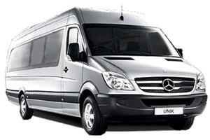 Mercedes Sprinter Royal Road Limousine location avec chauffeur