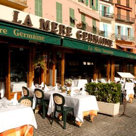 Restaurant mere germaine