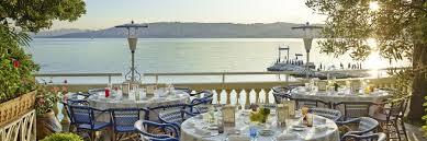 Restaurant La Passagère vue mer