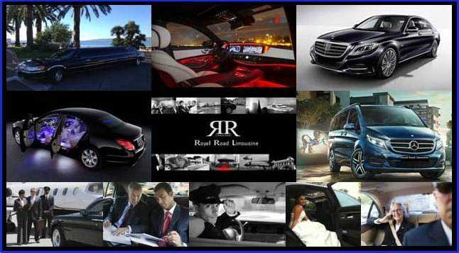 Louer une voiture avec chauffeur en contactant l'agence Royal Road Limousine