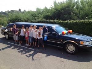 Limo festival des enfants Royal Road Limousine.2